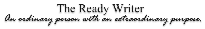 The Ready Writer